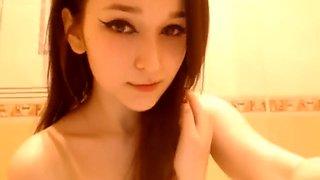 Korean super cute teen cam