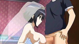 Cute Anime Sister Titfuck Uncensored