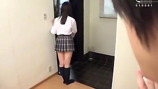 Japanese School Girls Fuck Brother Part 3 - Movie Complete: