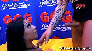 Fabulous pornstar Jacky Lawless in Amazing Masturbation, Cumshots porn video