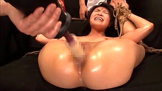 jav - fucking machine orgasm 1