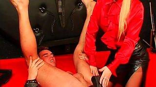 mature gagged and dominated bdsm