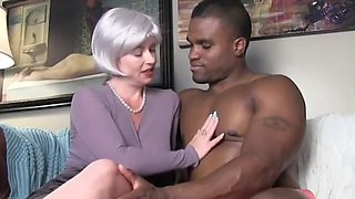 Busty divorced milf seduces her first bbc on vacation