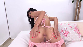 Latina Teen Daniela Having First Time Anal Sex With Massive Black Dick