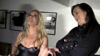 dominatrix hypnotised to be submissive