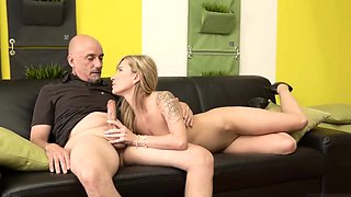 Papa and duddy's daughter Would you pole-dance on my dick?