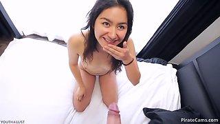 18 yo latina virgin defloration