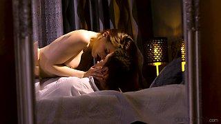 Romantic Lust With Sensual Redhead - SexyHub