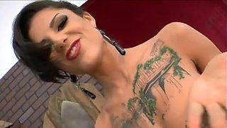 Joi - tattooed fem master domina