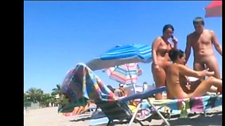 Vignettes on a nude beach 25
