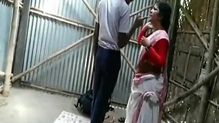 india lady teacher fuck by her Stuent