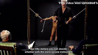 Slave Auction Punishment