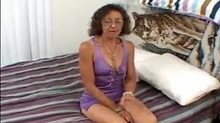 Amazing amateur Solo Girl, Mexican adult clip