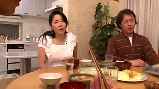 Japanese boy molested dad's new wife continuously - 2 on hdmilfcam.com