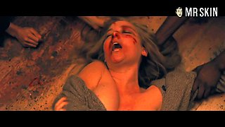 Jennifer Lawrence erotic scenes compilation video