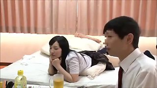 +18 two japanese high school students watch japanese adult movies togetherlink in the description