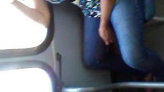 My voyeur adventure in a Brazilian bus