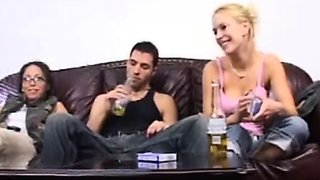 Punishment of a strip poker game 1 - Part 2 On HDMilfCam.com
