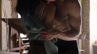 Keira knigtley the aftermath (2019) (new scene!!)