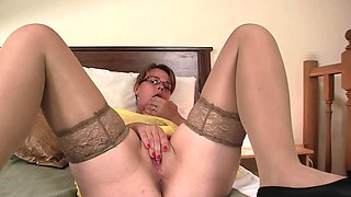 He fucking lusty mother-in-law
