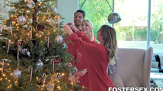 Foster Daughter Experiences A Special Christmas Celebration Kenna James Kat Dior