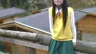 Japanese Sexy Schoolgirl 18