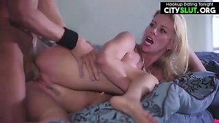 Busty Alexis Fawx Bigtits American Mom Fucking Hard With Son