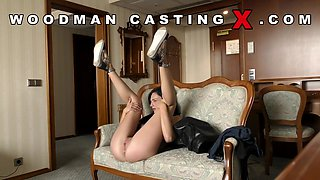 Leanne Lace, Audition And Sex
