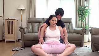 ANB-177 Plump Body Of A Beautiful Aunt in HD