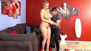 Hot Stepmom Ryan Keely - Son Needs Attention