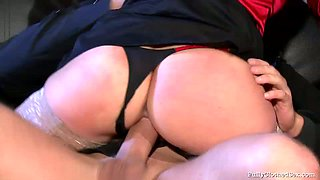DRUNK AND READY TO FULLY CLOTHED FUCK / ANABEL, CINDY DOLLAR