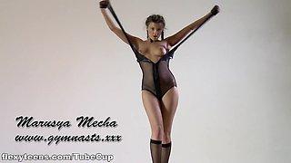 Marusya Mechta - Gymnastic Video part 1