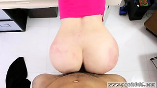 Amateur wife spanking and extreme nipple piercing Aggressive