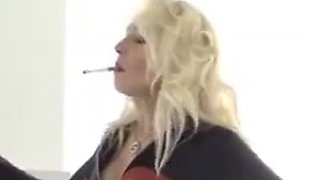 Smoking Fetisch