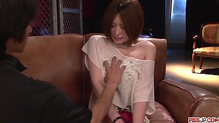 Mind blowing Japanese seduction with Ruri Haruka