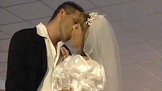 Two weddings and a honeymoon