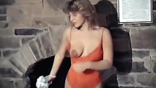 MISS YOU - vintage English striptease dance