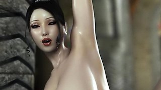 Mystery Of Beauty 3 - Hottest 3D anime sex movies