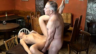 Rough daddy playfellow's daughter Can you trust your gf leav