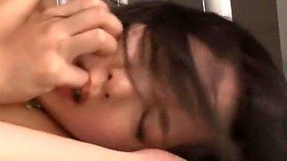Best Japanese model Nana Nanaumi in Incredible Small Tits, Fingering JAV scene