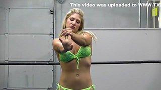 Erotic Mixed Wrestling - Ring