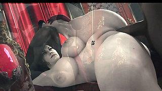 Alcina Dimitrescu – The lady of pleasure