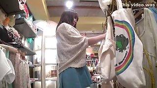 Incredible Japanese slut Chika Arimura in Hottest Stockings, Upskirt JAV clip