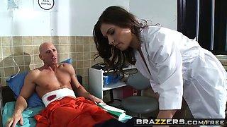 Brazzers - Doctor Adventures - Nurse Nailing scene starring