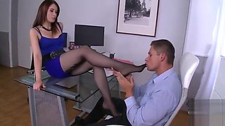 Boss with secretary porn