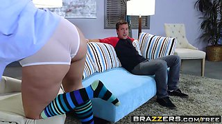 Brazzers - Big Wet Butts - Remy LaCroix Jessy Jones - Sock It To Me