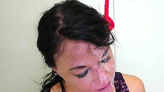 Extreme pussy insertion bdsm and 3d animation bondage Talent