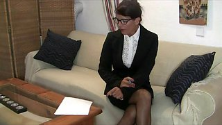 Sex Therapist In Nylons by CrazyCezar