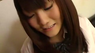 Crazy Japanese chick Fuwari in Amazing Handjobs, Fingering JAV clip