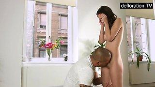 Tina Fox loses her virginity on camera